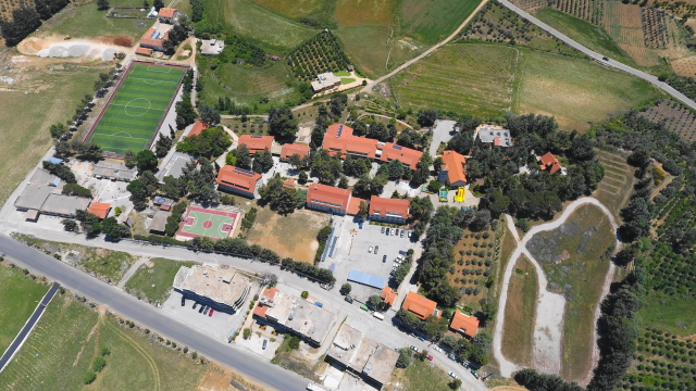 Aerial Photo of JLSS